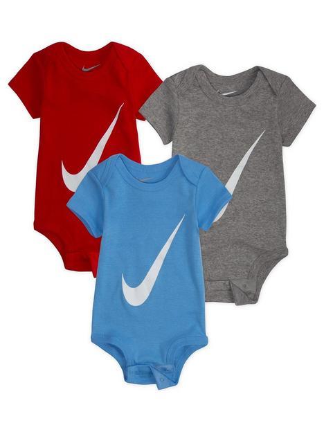 nike-younger-3-pack-unisex-swoosh-short-sleevenbspbodysuit-multi