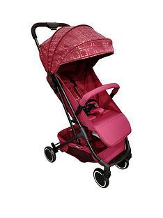 my-babiie-mawma-nicole-snooki-polizzi-soho-burgundy-stroller