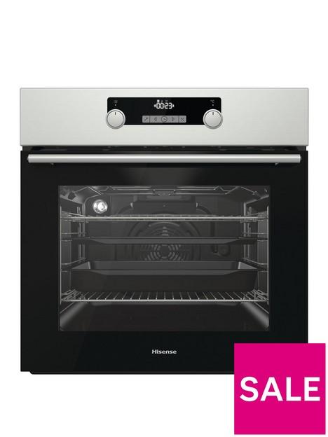 hisense-bsa5221axuk-60cm-built-in-multifunctional-oven-stainless-steelbr-nbsp