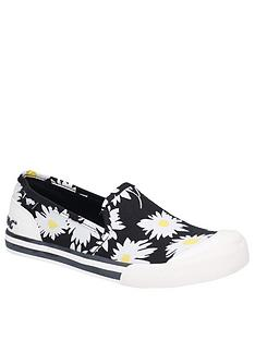 rocket-dog-jazzin-slip-jazzy-plimsoll-black