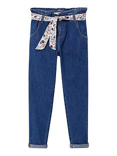 mango-girls-paperbag-waist-jeans-blue