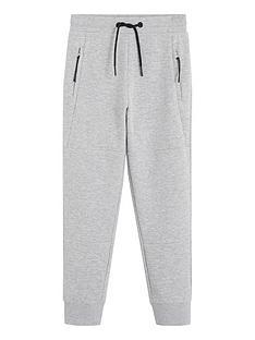 mango-boys-zip-pocket-joggers-grey-marl