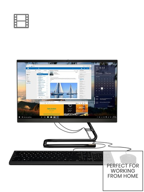 lenovo-ideacentre-aio-3-22-all-in-one-desktop-pc-215-inch-full-hdnbspamd-athlonnbsp4gb-ram-128gb-ssdnbspoptional-microsoftnbsp365-family-15-months