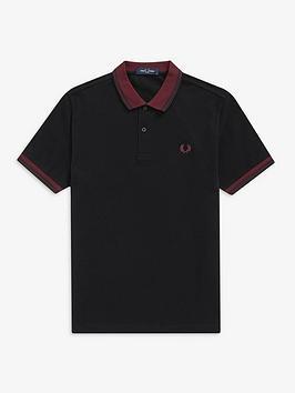 fred-perry-contrast-rib-polo-shirt