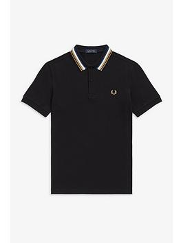 fred-perry-striped-collar-polo-shirt