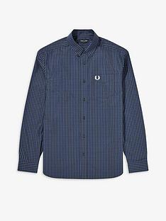 fred-perry-four-colour-gingham-shirt