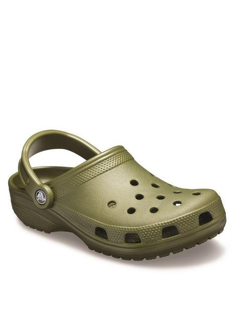 crocs-classic-clogs-khaki