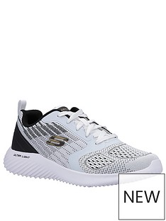 skechers-bounder-mesh-trainers