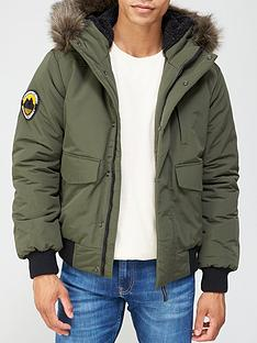 superdry-everest-bomber-khaki