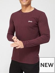 superdry-superdry-orange-label-vintage-emb-long-sleeve-top