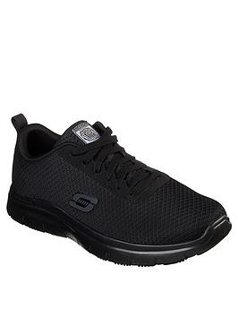 skechers-safety-flex-advantage-trainers-black
