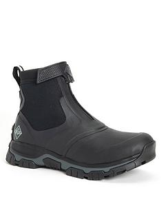 muck-boots-apex-short-boots-black