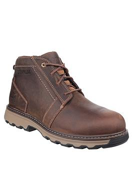 cat-parker-leather-safety-boots-beige