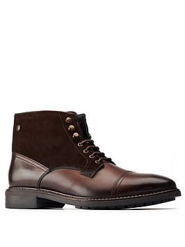 base-london-conrad-leather-boots