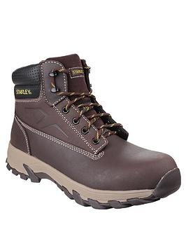 stanley-tradesman-safety-boots-brown