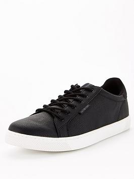 jack-jones-trent-faux-leather-sneakers-anthracite
