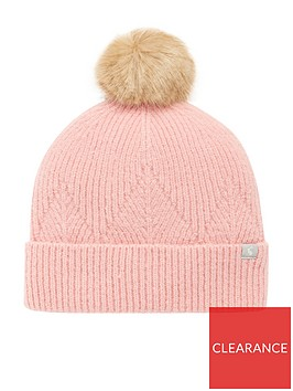 joules-thurley-hat-pink