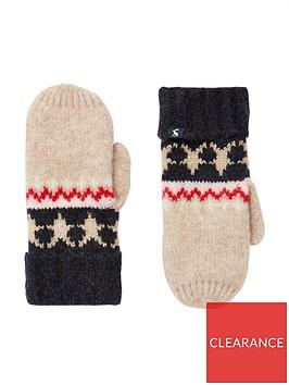joules-wilbury-gloves-beige
