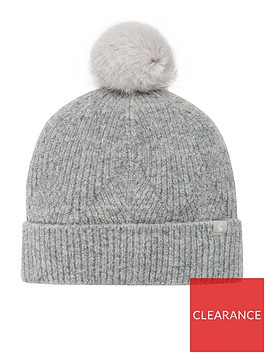 joules-thurley-hat-grey