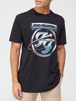 foo-fighters-t-shirt-black