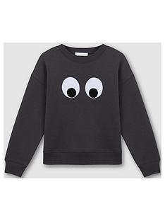 mintie-by-mint-velvet-girls-eyes-sweatshirt-dark-grey