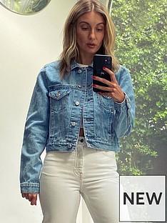 topshop-petite-tilda-denim-jacket-blue