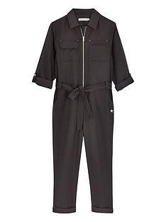 mintie-by-mint-velvet-girls-zip-denim-jumpsuit-black