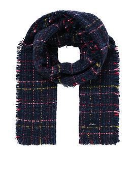 joules-karrie-scarf-navy