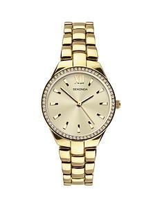 sekonda-sekonda-champagne-dial-gold-stainless-steel-bracelet-ladies-watch