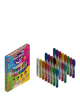 little-brian-little-brian-face-paint-sticks-assorted-24-pack