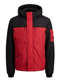 jack-jones-junior-boys-padded-colourblock-windbreaker-red