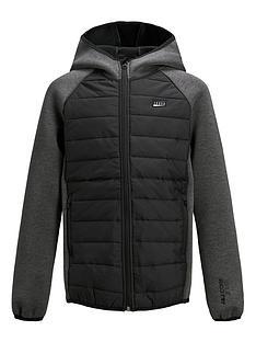 jack-jones-junior-boys-hybrid-padded-jacket-black
