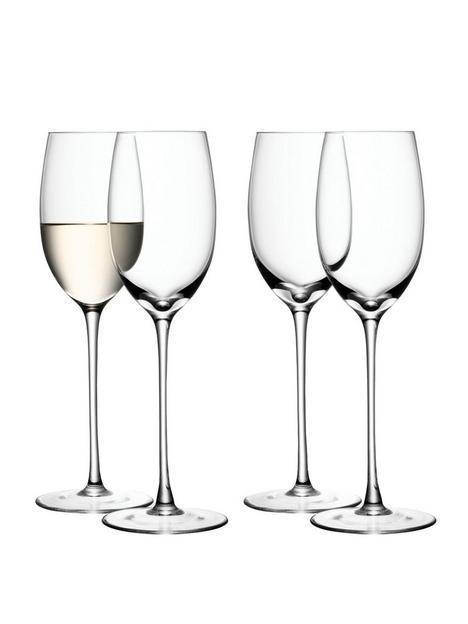 lsa-international-white-wine-glasses-ndash-set-of-4