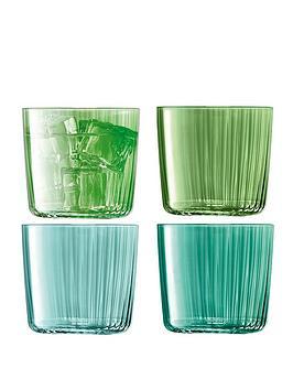 lsa-international-gems-tumbler-glasses-ndash-set-of-4