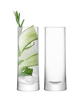LSA International - Gin Highball Glass - Set of 2