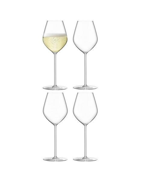 lsa-international-borough-tulip-champagne-glasses-ndash-set-of-4