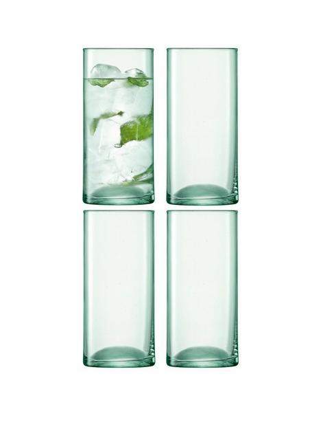 lsa-international-canopy-highball-glasses-ndash-set-of-4