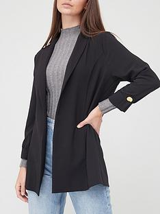 v-by-very-tab-sleeve-edge-to-edge-jacket-black