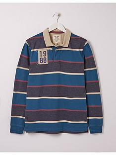 fatface-multi-stripe-rugby-top-polo-shirt-navy