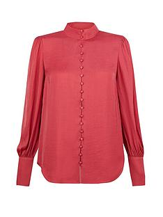 monsoon-penny-button-through-blouse