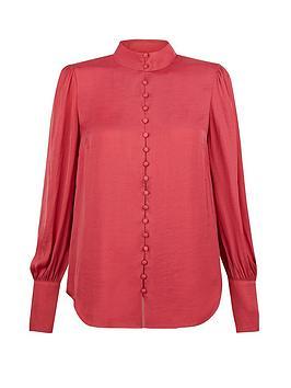 monsoon-penny-button-through-blouse
