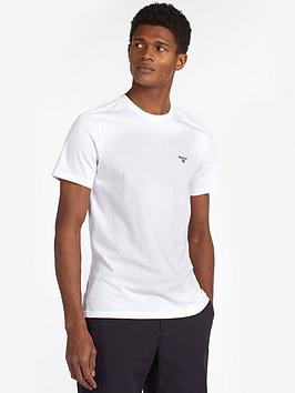 barbour-barbour-sports-t-shirt-white