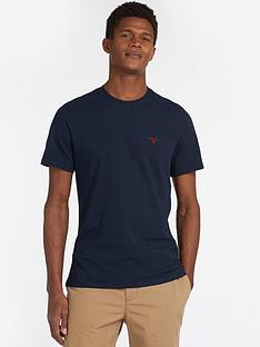 barbour-sports-t-shirt-navy