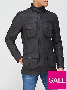 barbour-corbridge-wax-jacket-black