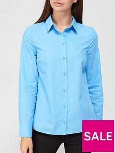 v-by-very-cotton-shirt-blue