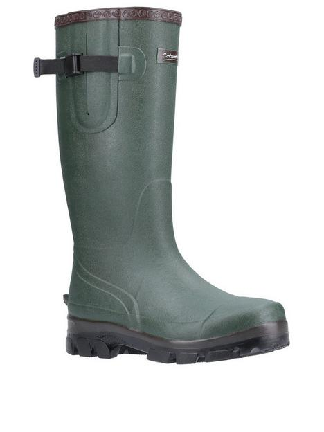 cotswold-grange-wellington-boots-green