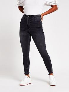 ri-petite-hailey-high-waist-skinny-jean-black
