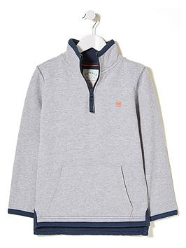 fatface-boys-half-zip-graphic-sweat-grey-marl