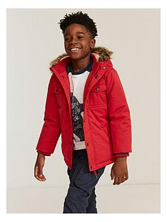 fatface-boys-brampton-faux-fur-hooded-parka-red