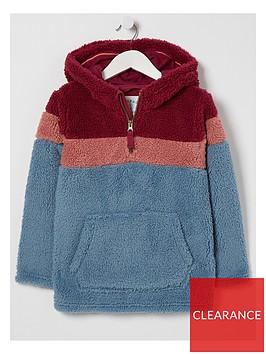 fatface-girls-colourblock-fleece-hooded-topnbsp--blue